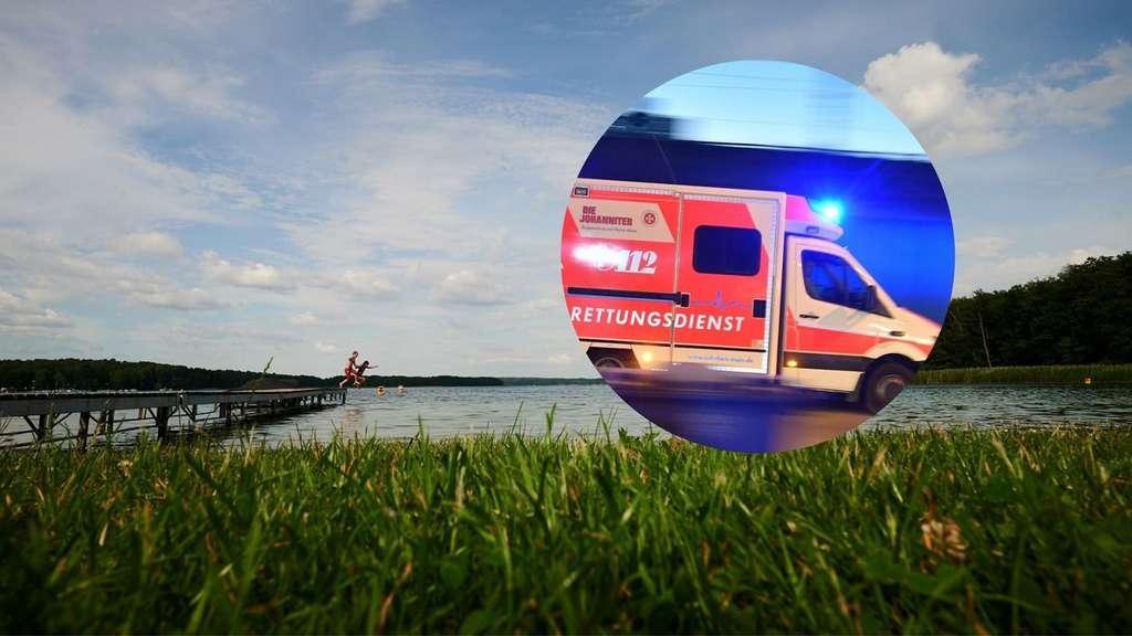 Adolfosee in Ratheim: Elfjährige stirbt nach Badeunfall