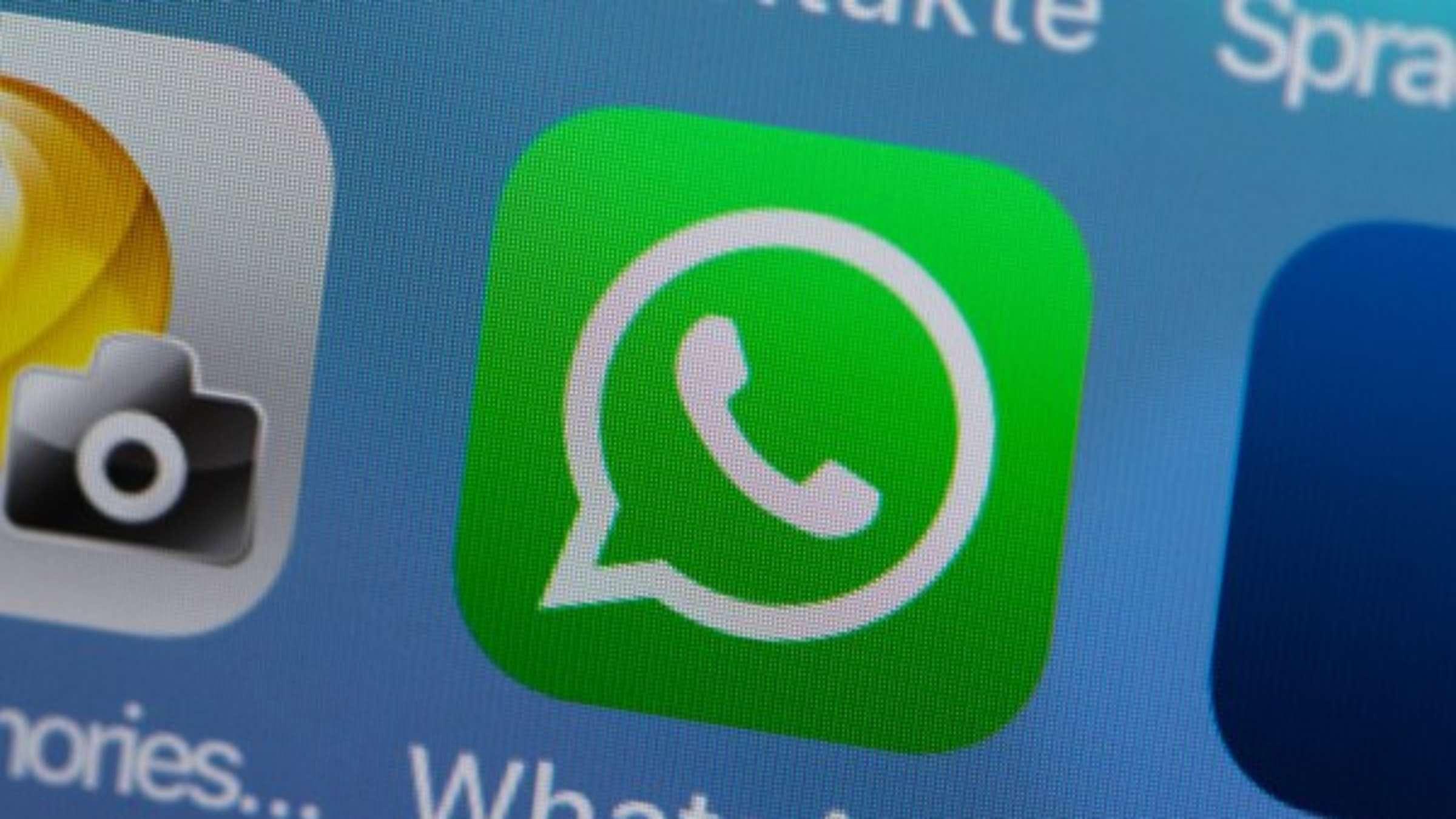blockierung whatsapp aufheben