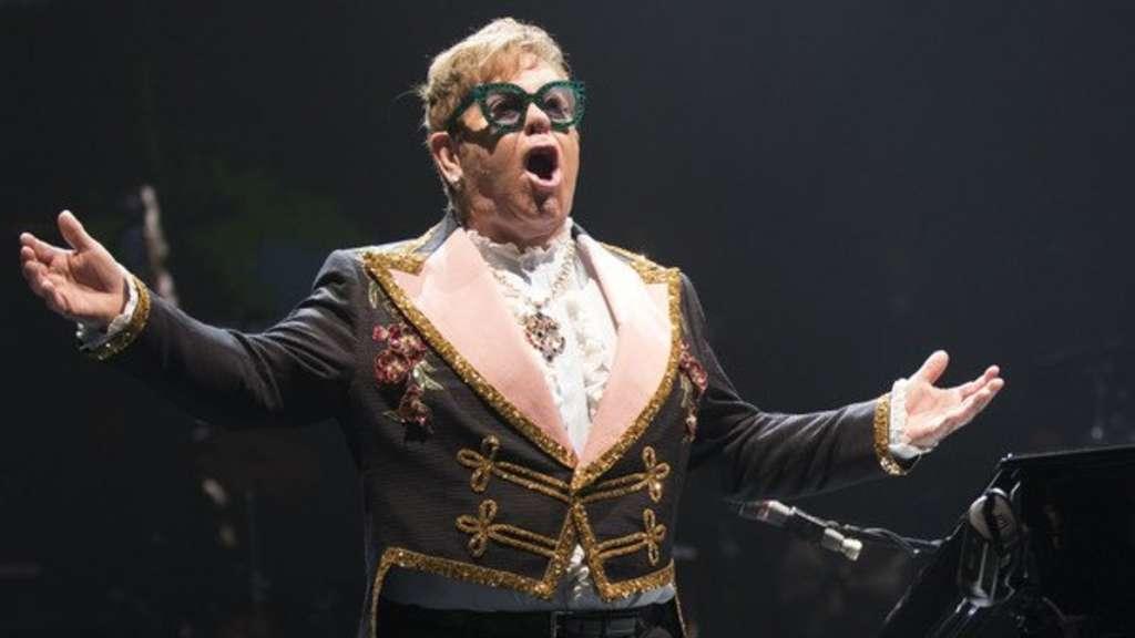 Elton John Abschiedstour
