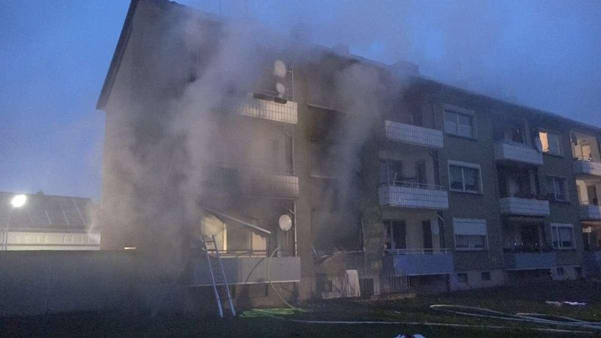 Explosion In Dortmund