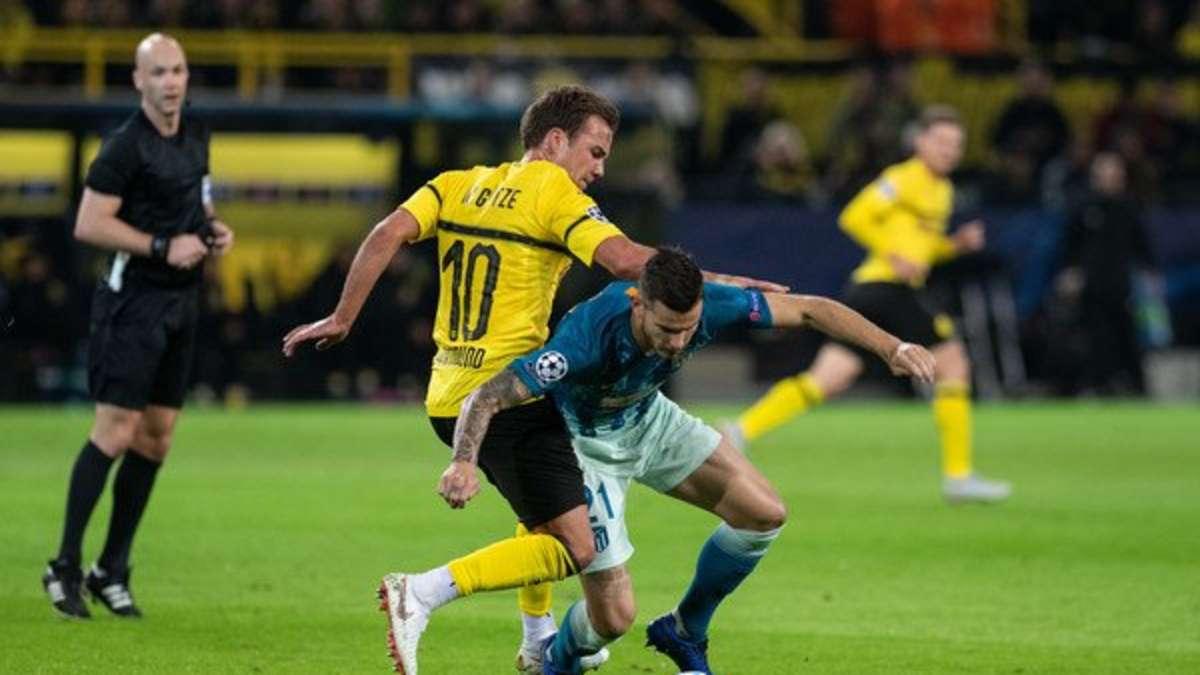 Bvb Gegen Atletico Madrid