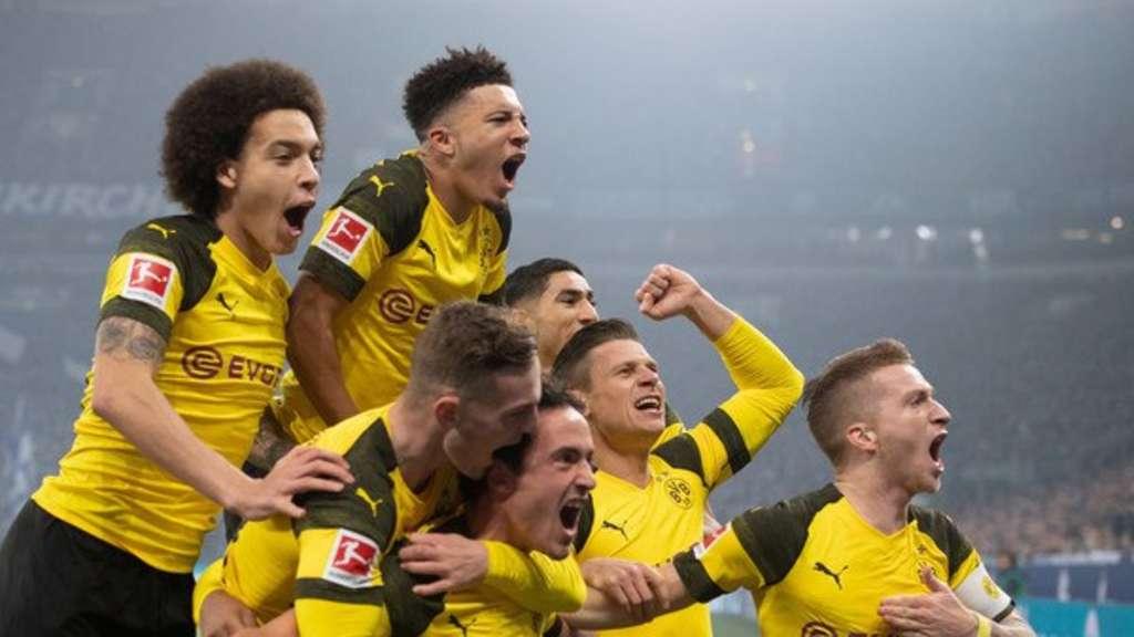 Dortmund Ergebnis