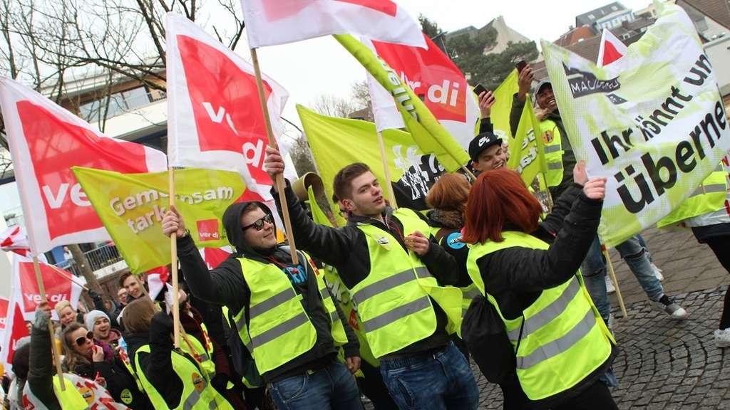 Verdi Streik Nrw
