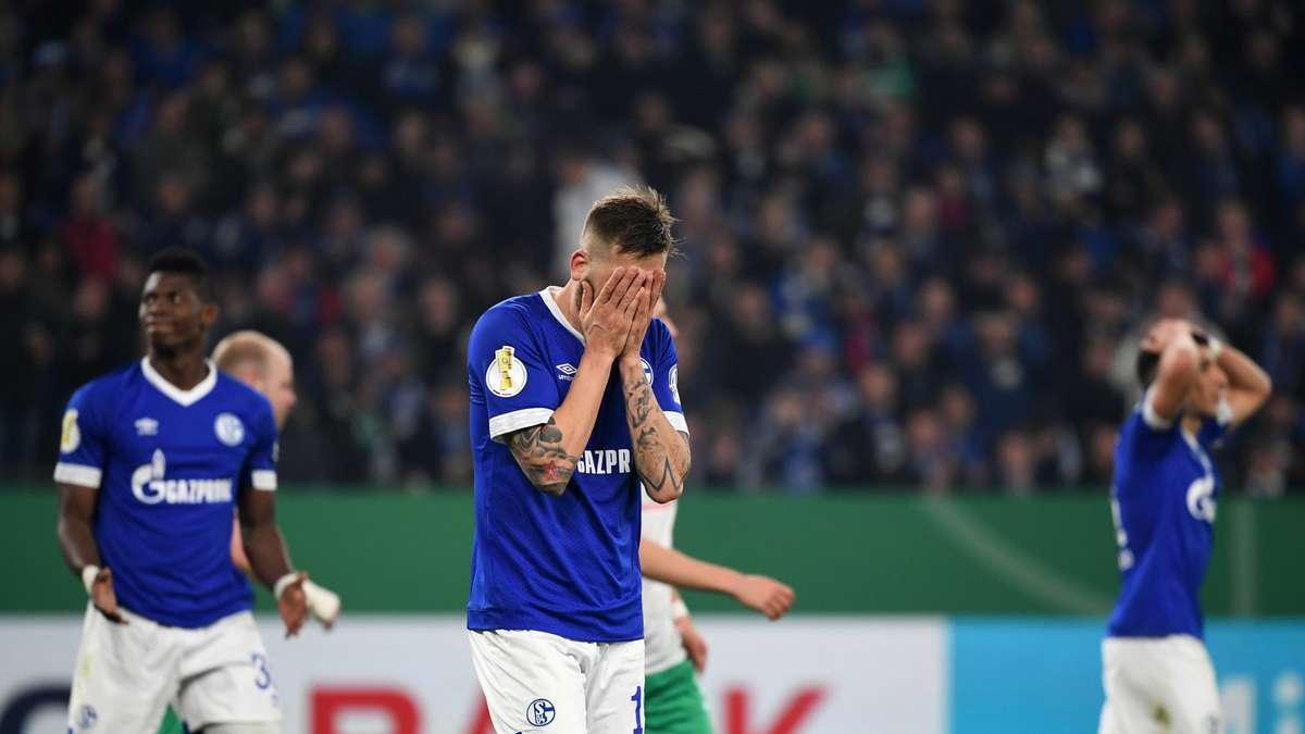 Schalke Statistik