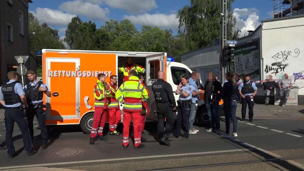Polizeieinsatz Dortmund
