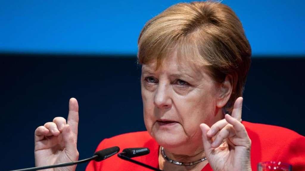 Merkel Spricht