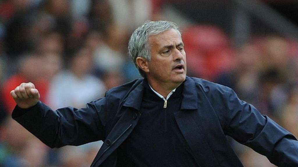 Mourinho Bvb