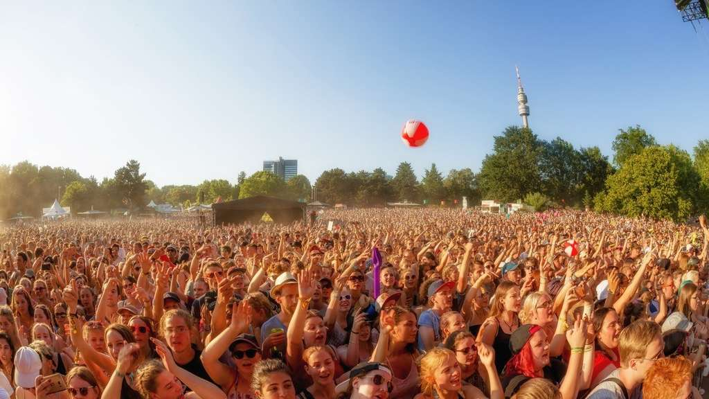 "Das Festival ""Juicy Beats"" im Westfalenpark Dortmund. Foto: Juicy Beats"