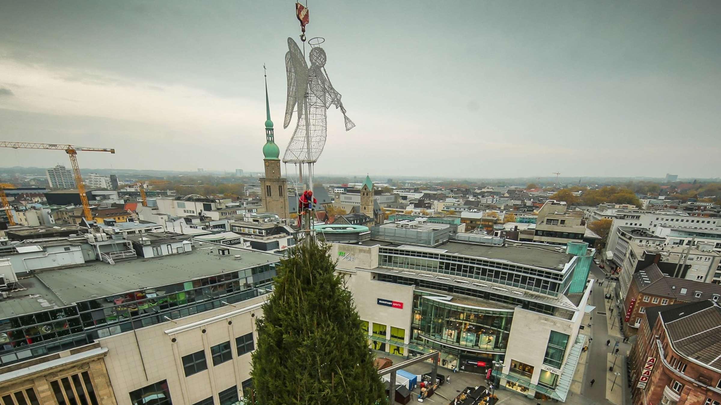 Weihnachtsmarkt kreis recklinghausen
