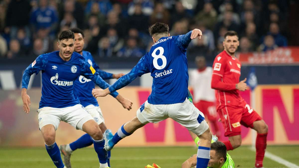 Schalke Gegen Union Berlin