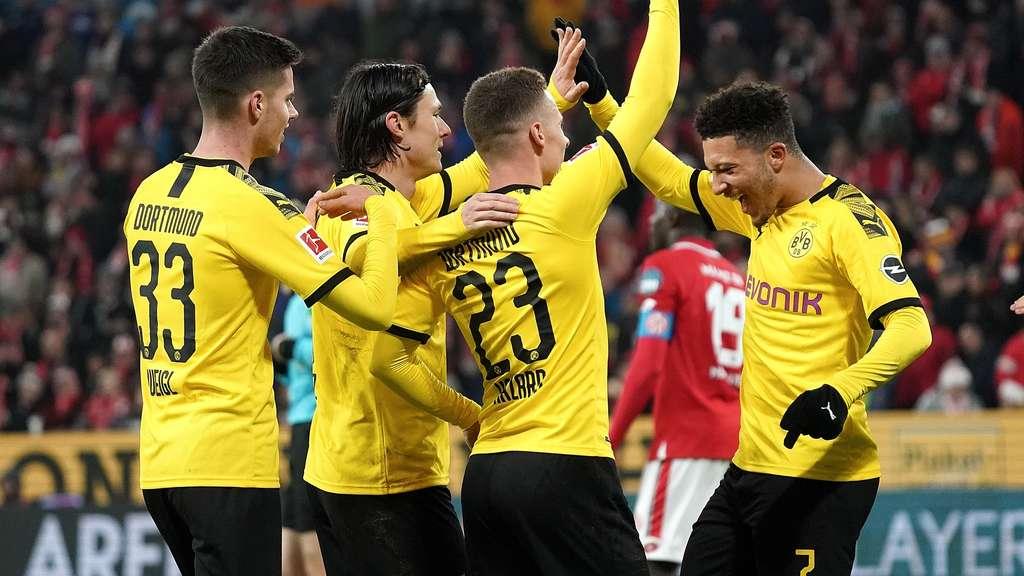 Bvb Gegen Mainz