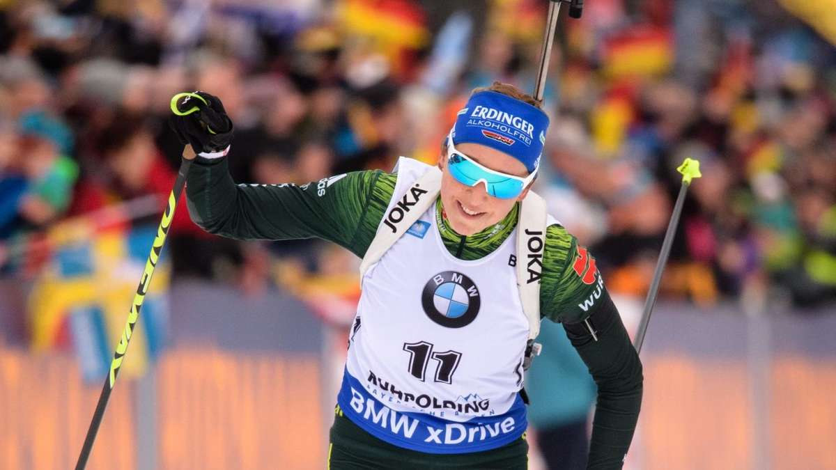 Biathlon Ruhpolding Ergebnisse Heute