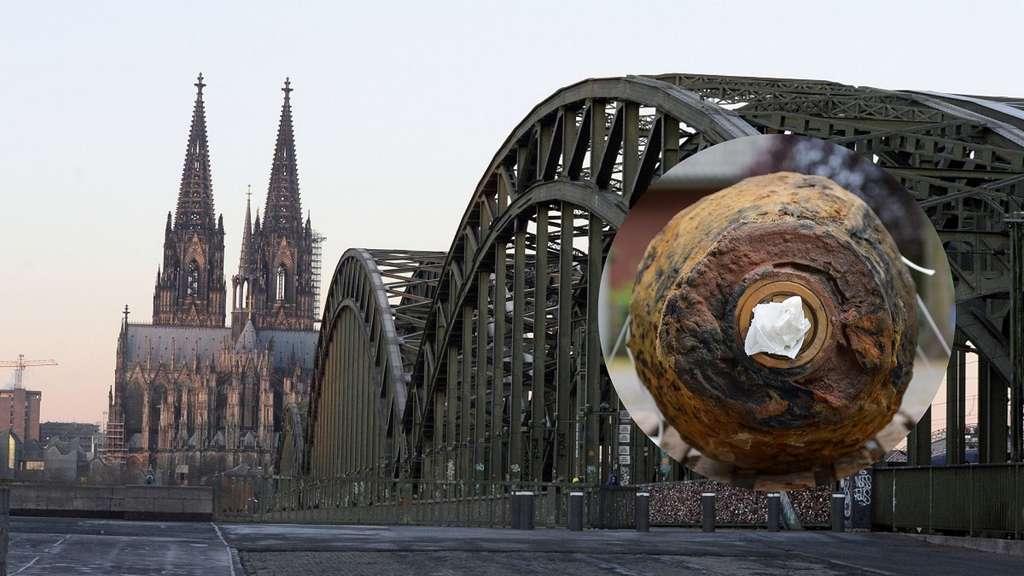 Köln Bombenentschärfung Heute