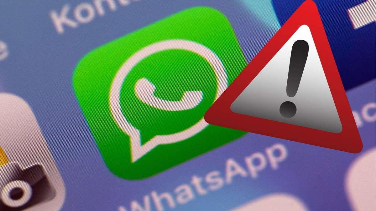 Whatsapp Code Betrug