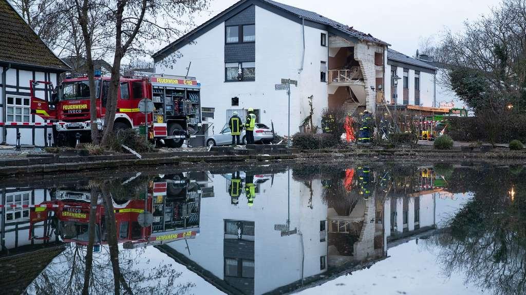 Gasexplosion Münster