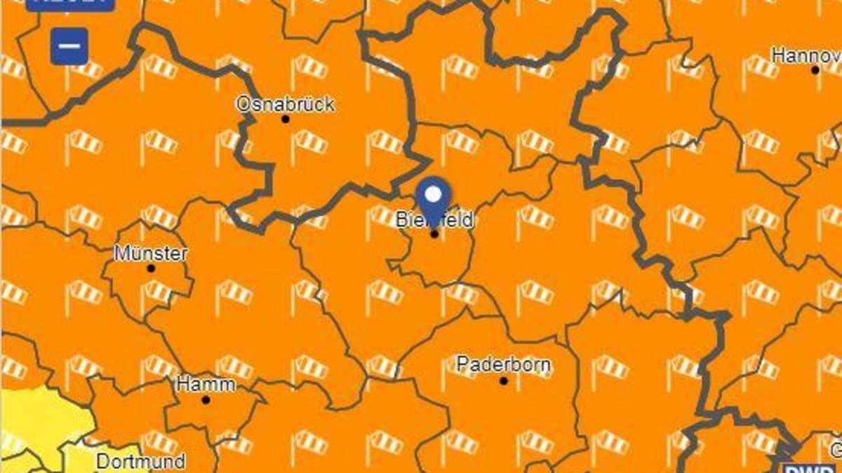 Wetter In Bielefeld Heute