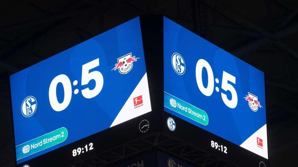 Schalke Gegen Leipzig