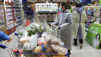 Coronavirus Hamsterkaufe Lebensmittel Vorrat Ergibt Das Sinn Service