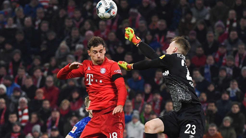 Bayern Schalke Tv