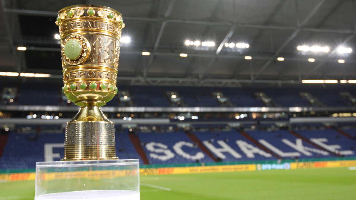 Auslosung Dfb Pokal Halbfinale
