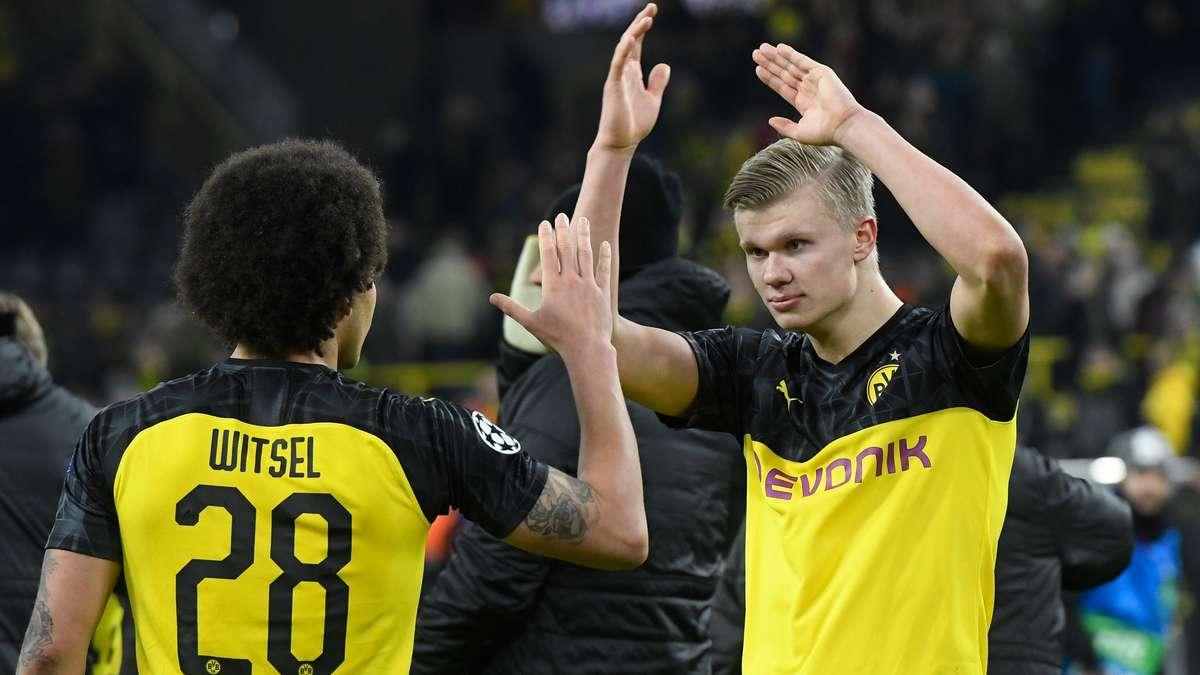 Psg Dortmund Rückspiel