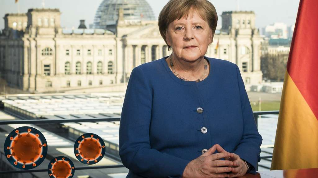 Ansprache Merkel Heute Live