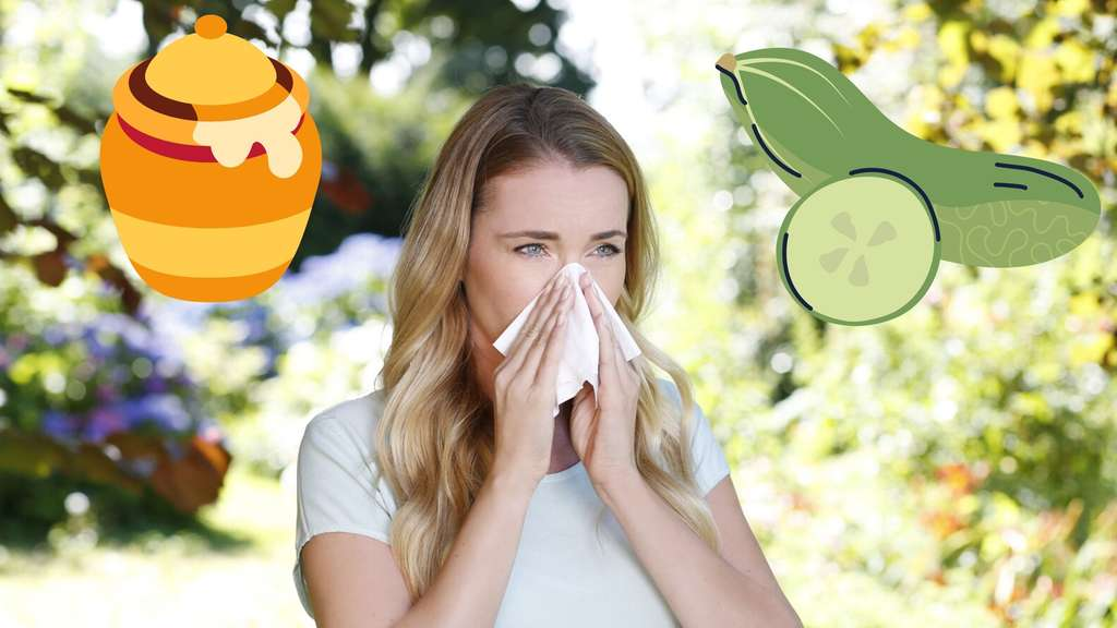 Hausmittel Gegen Lippenherpes Honig