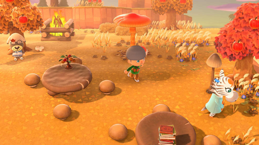 Animal Crossing: New Horizons Pilz-Guide - Zeiten, Fundorte & Bastelanleitungen