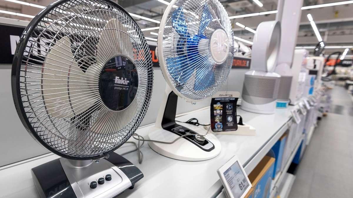 Stiftung Warentest Ventilatoren