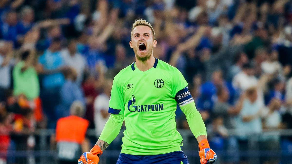 Schalke Torwart