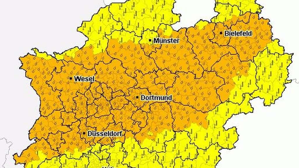 Unwetterzentrale Nrw Dortmund