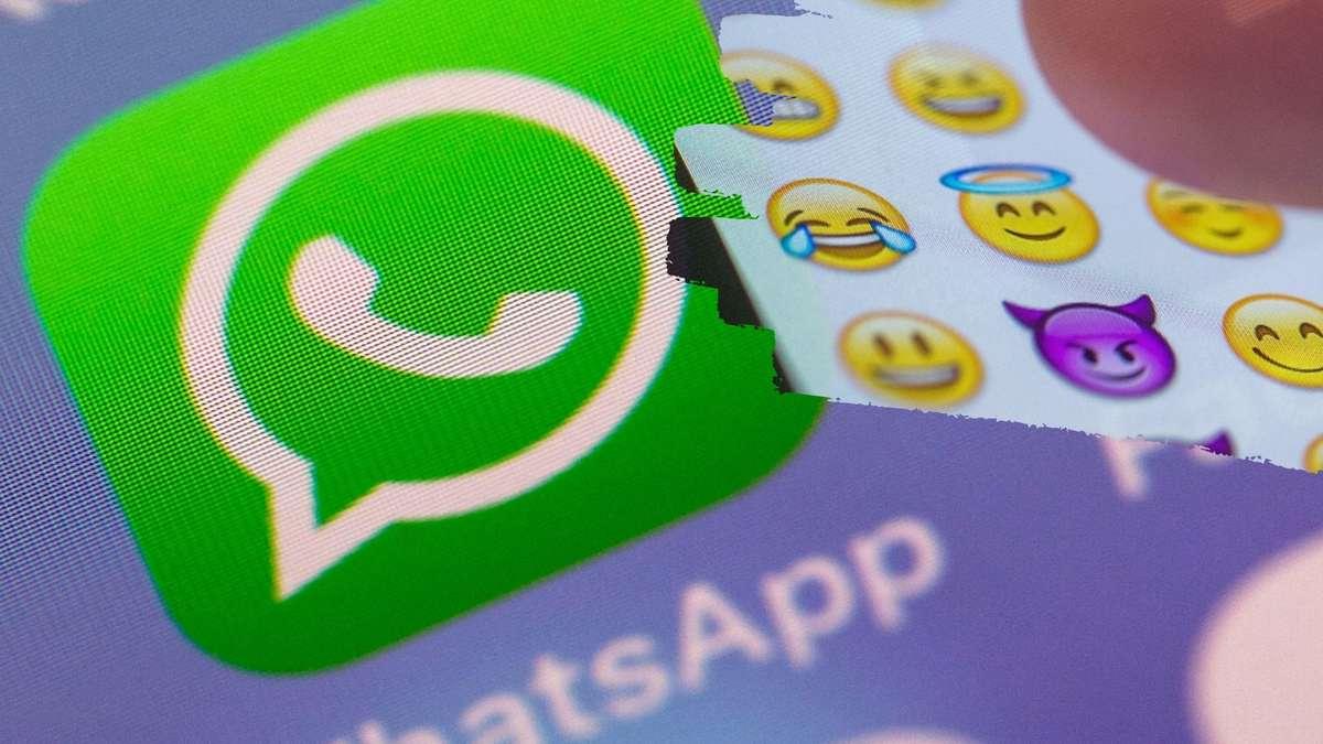 Animierte Sticker Whatsapp
