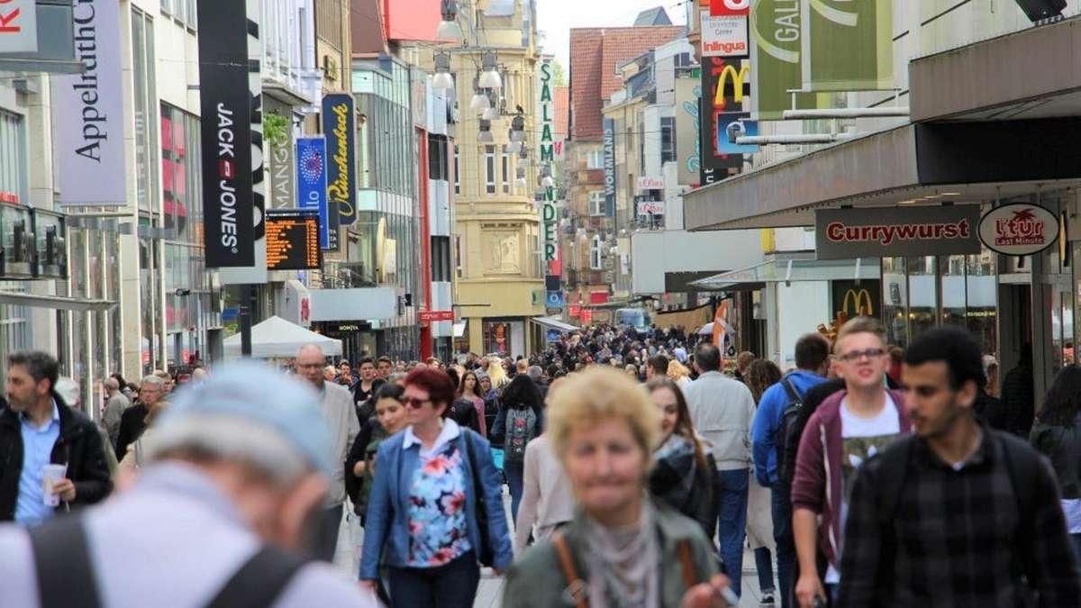 Verkaufsoffener Sonntag In Düsseldorf 2021