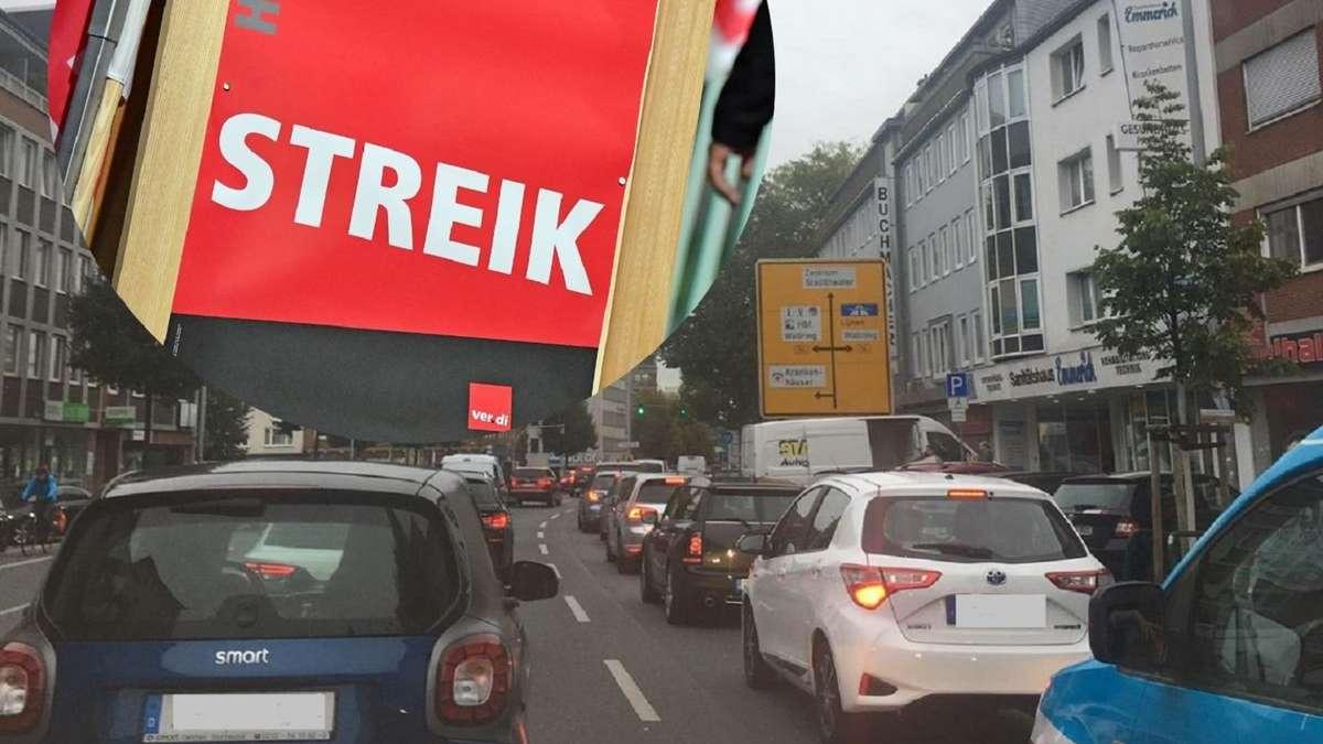 Stau Dortmund