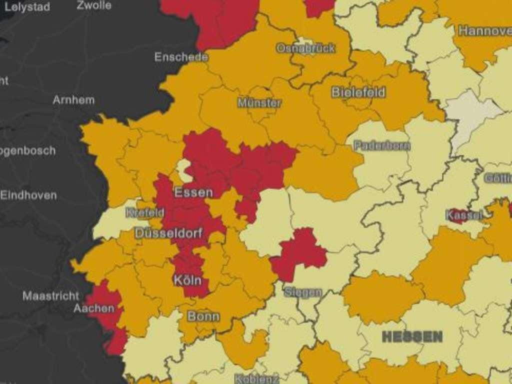 Corona Nrw Inzidenz - Corona Virus Alle Wichtigen Infos Auf Einen Blick Stadt Bochum : Wie hoch ...