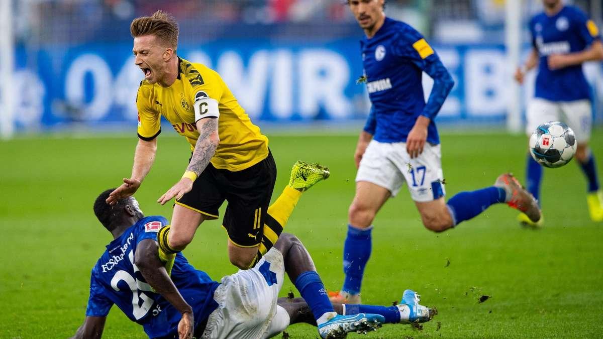 Wie Hat Dortmund Gegen Schalke Gespielt