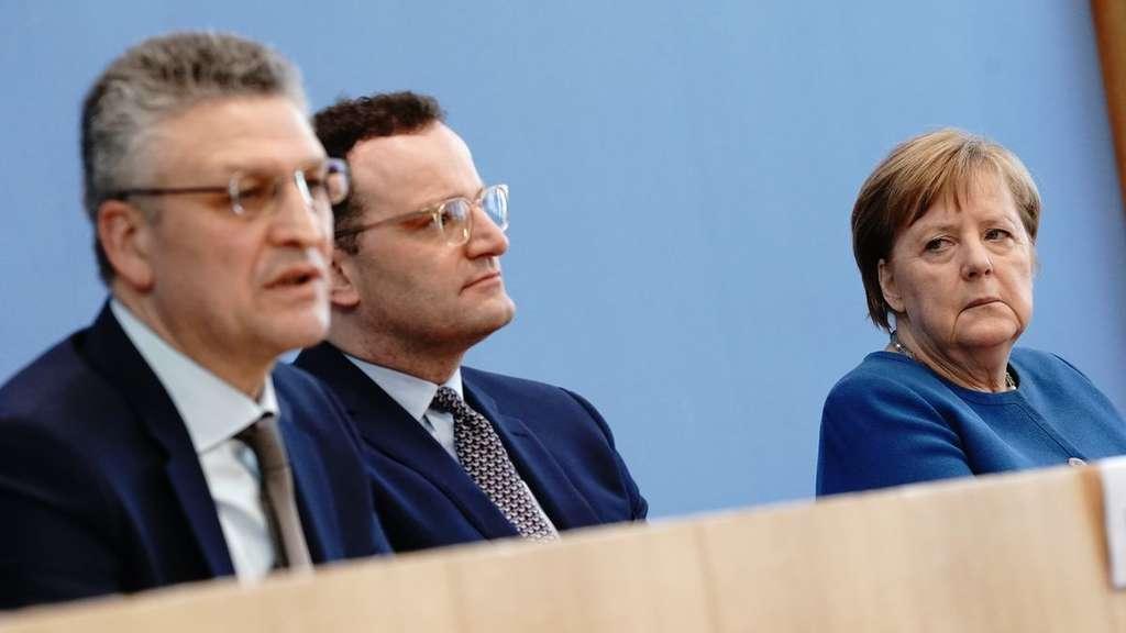 Merkel Pressekonferenz Corona