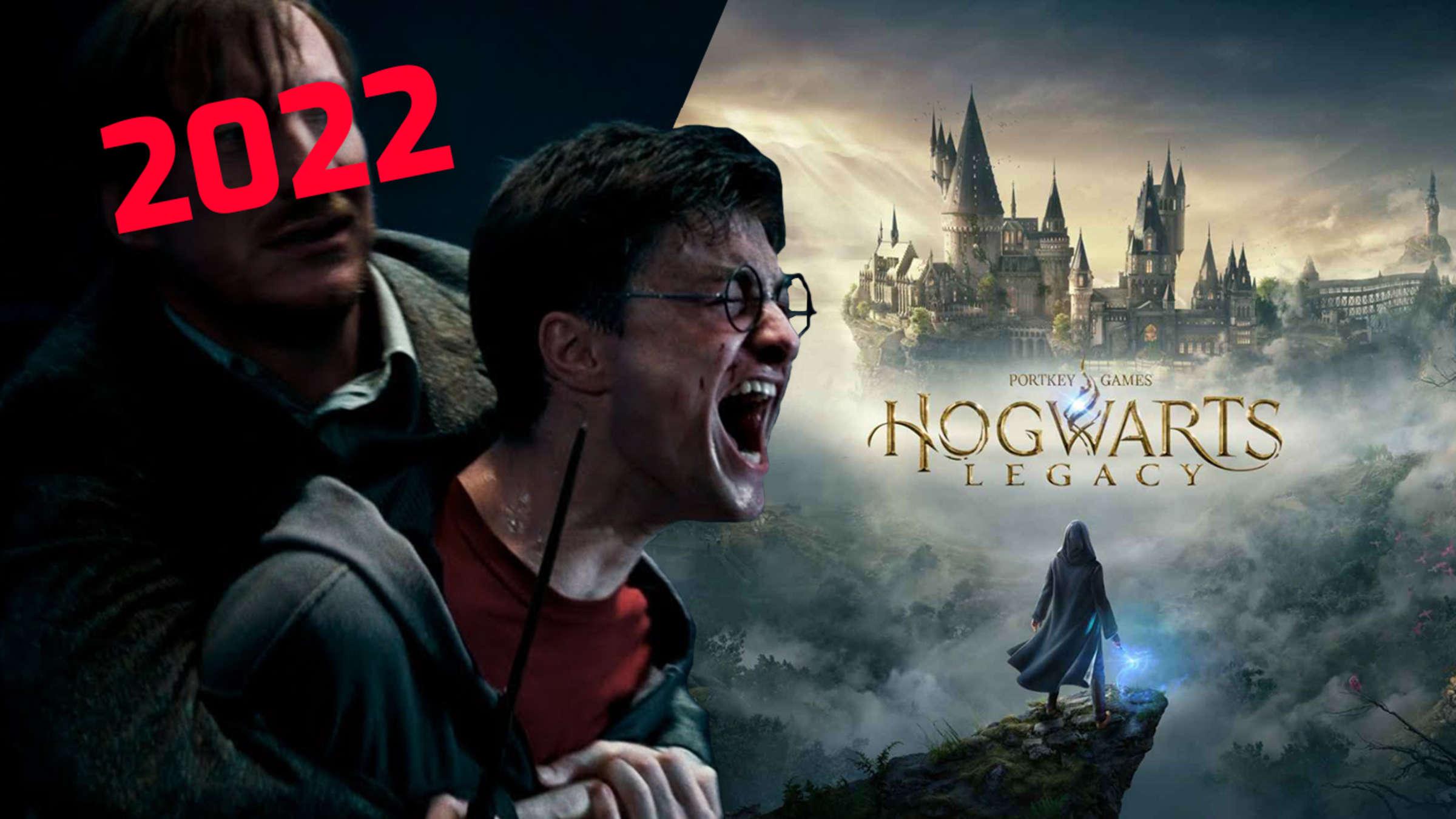 Hogwarts Legacy Release Hammer Harter Shock Fur Harry Potter Fans Games