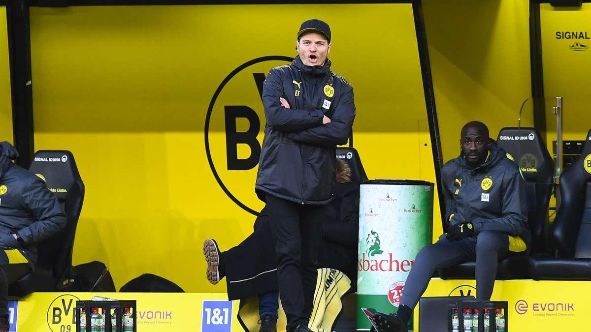 BVB-Trainer soll gehen: Lothar Matthäus nennt zwei kuriose Optionen - ruhr24.de