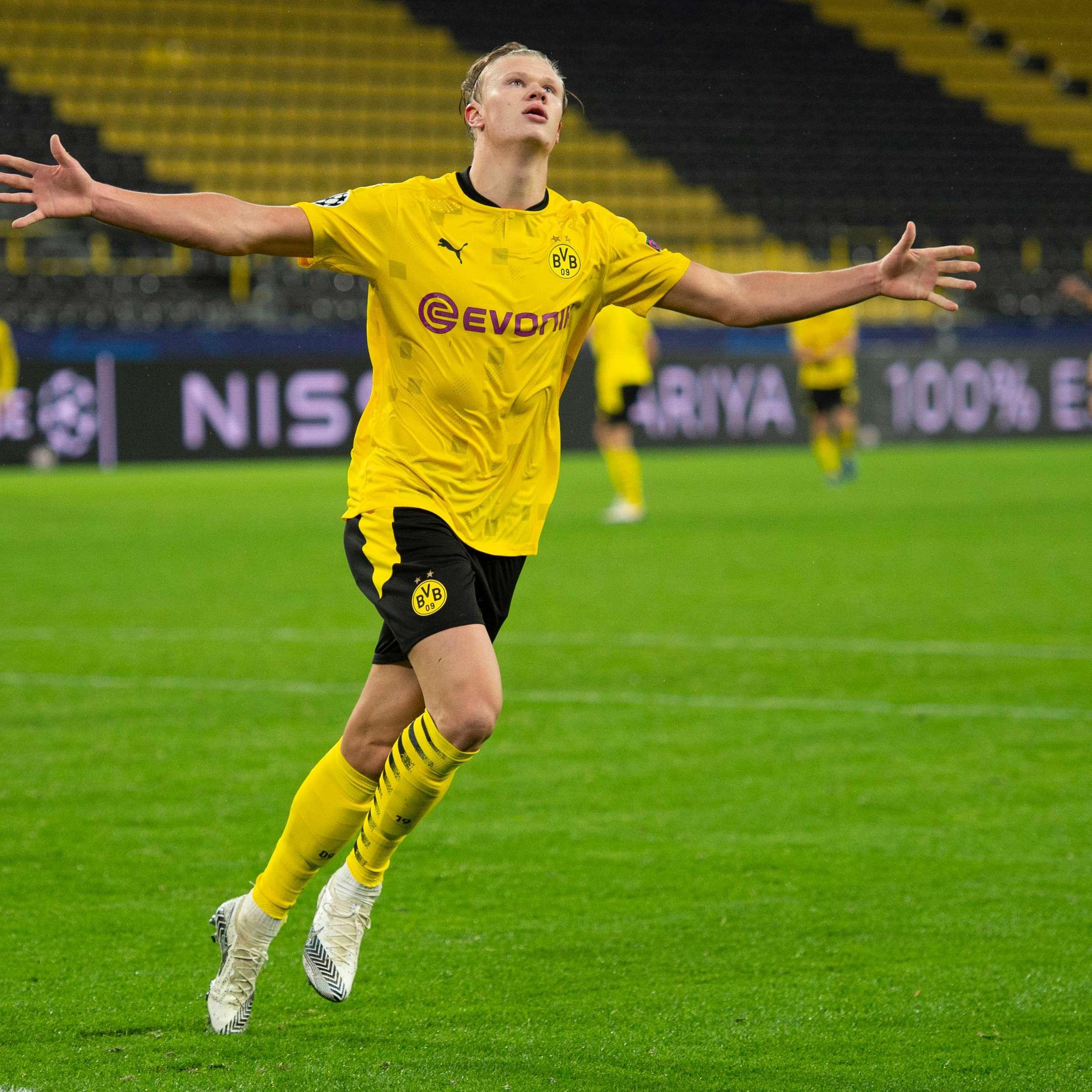 Bvb Hammer Im Champions League Viertelfinale Dortmund Zieht Giganten Bvb